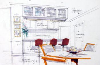 Projeto-empresa-mesa-cadeira-armário-porta-desenho-para-marcenaria-cliente-apresentação-projetos
