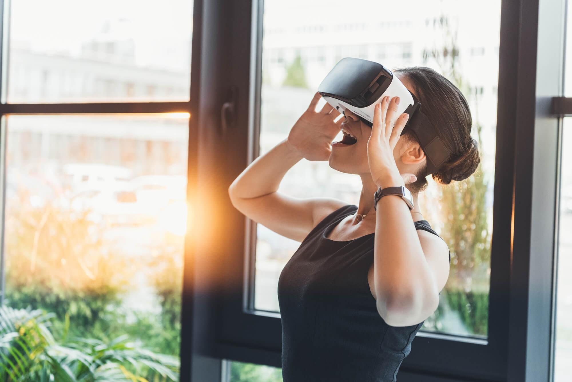 realidade virtual no varejo de móveis