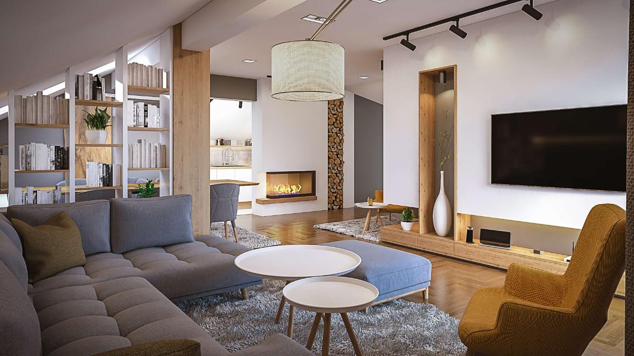 Projetar móveis e ambientes
