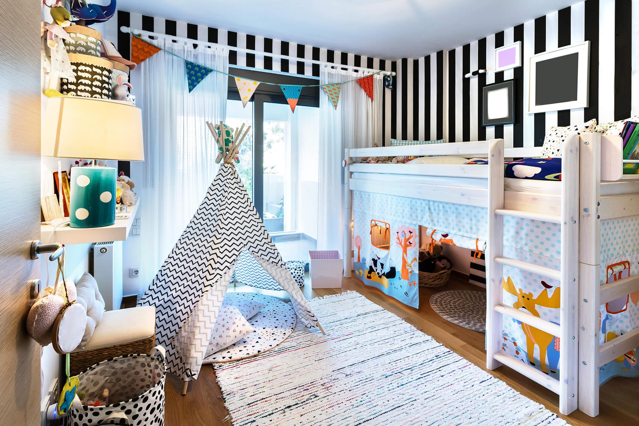 Tendências de decoração infantil